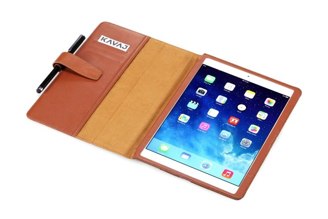 iPad Air leather case London KAVAJ